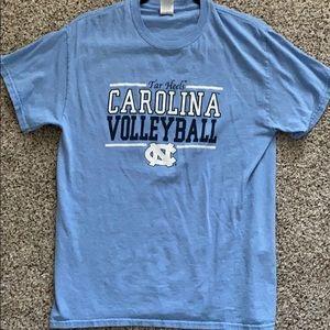 north carolina volleyball t-shirt